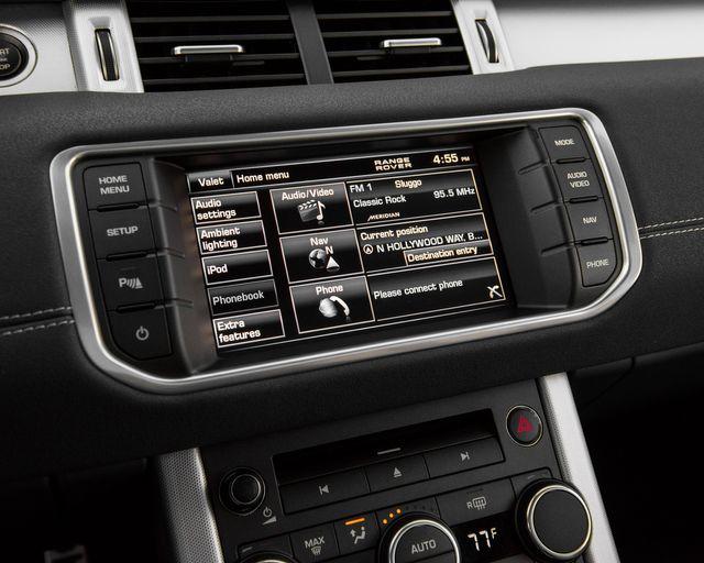 2012 Land Rover Range Rover Evoque Dynamic Premium Burbank, CA 20