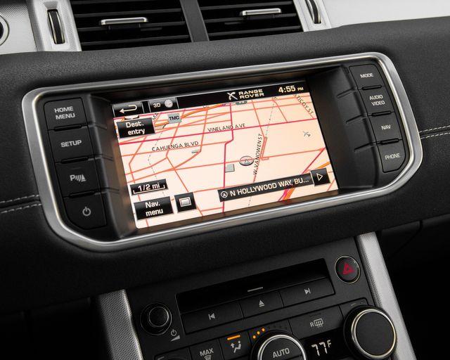 2012 Land Rover Range Rover Evoque Dynamic Premium Burbank, CA 21