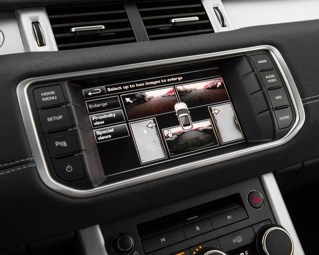 2012 Land Rover Range Rover Evoque Dynamic Premium Burbank, CA 23