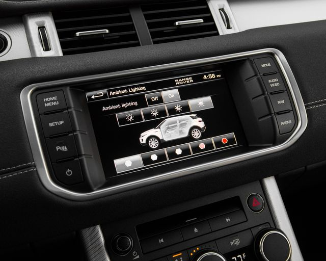 2012 Land Rover Range Rover Evoque Dynamic Premium Burbank, CA 24