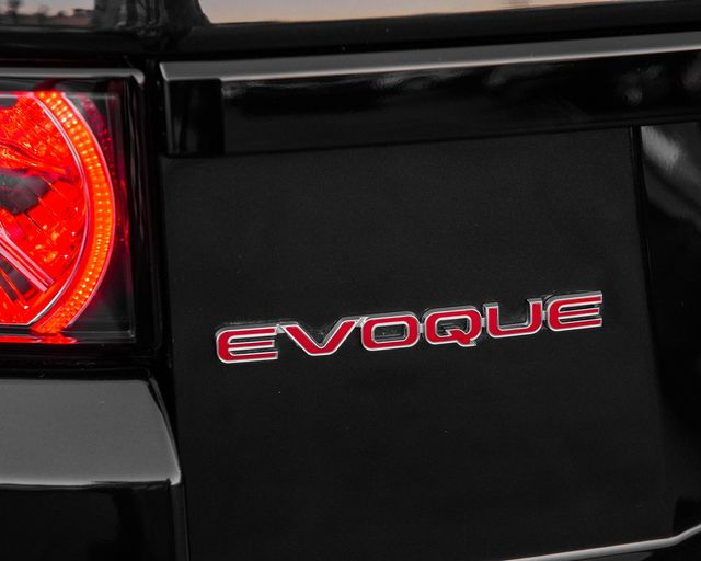 2012 Land Rover Range Rover Evoque Dynamic Premium Burbank, CA 40