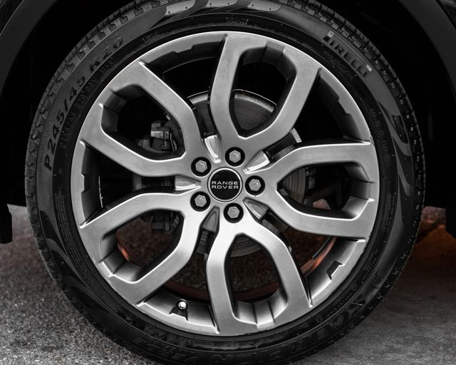 2012 Land Rover Range Rover Evoque Dynamic Premium Burbank, CA 41