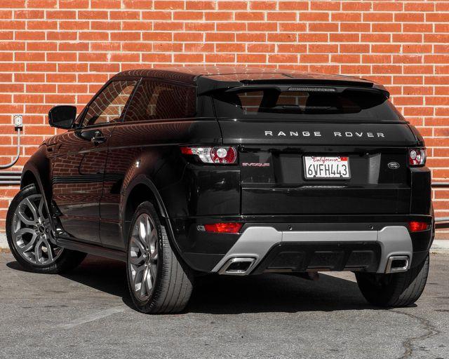 2012 Land Rover Range Rover Evoque Dynamic Premium Burbank, CA 7