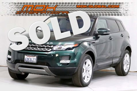 2012 Land Rover Range Rover Evoque Pure Plus - 1 Owner - Service Records in Los Angeles