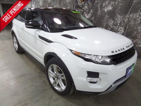 2012 Land Rover Range Rover Evoque Dynamic Premium in Dickinson, ND