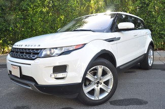 2012 Land Rover Range Rover Evoque in , California