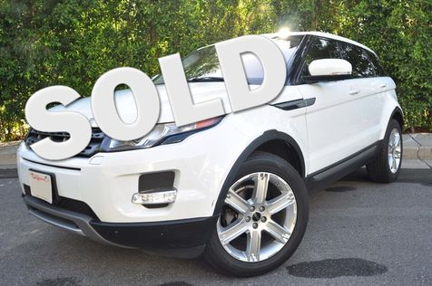 2012 Land Rover Range Rover Evoque Pure  in , California
