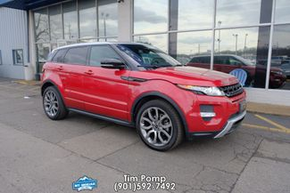 2012 Land Rover Range Rover Evoque Dynamic Premium in Memphis, Tennessee 38115