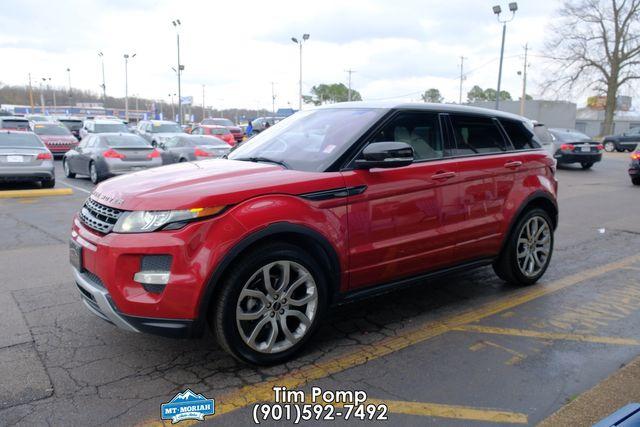 2012 Land Rover Range Rover Evoque Dynamic Premium in Memphis, Tennessee 38115