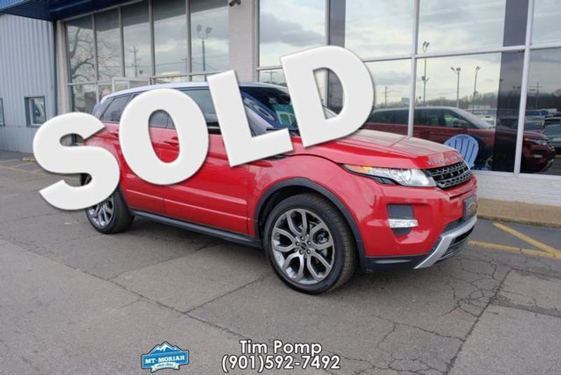 2012 Land Rover Range Rover Evoque Dynamic Premium | Memphis, Tennessee | Tim Pomp - The Auto Broker in Memphis Tennessee