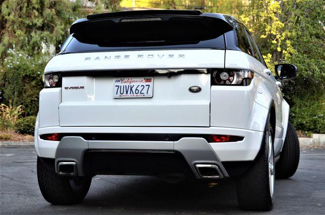 2012 Land Rover Range Rover Evoque Dynamic Premium in Reseda, CA, CA 91335
