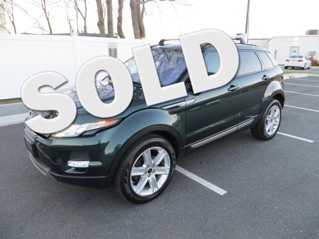 2012 Land Rover Range Rover Evoque Pure Premium Watertown, Massachusetts