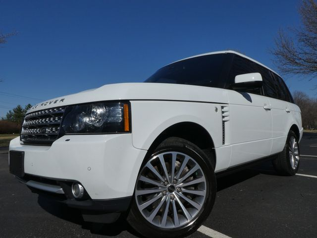2012 Land Rover Range Rover SC in Leesburg Virginia, 20175
