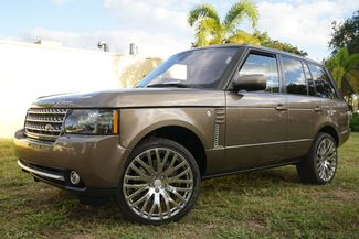 2012 Land Rover Range Rover SC in Lighthouse Point FL