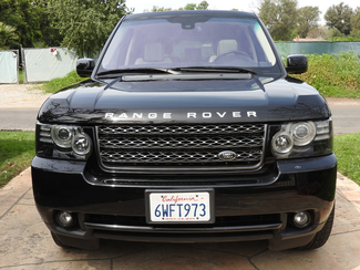 2012 Land Rover Range Rover HSE LUX One Owner Stunning  city California  Auto Fitnesse  in , California