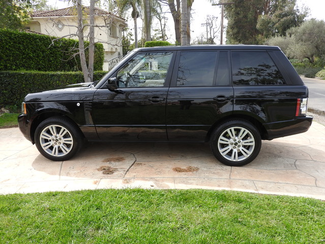 2012 Land Rover Range Rover HSE LUX One Owner Stunning  city California  Auto Fitness Class Benz  in , California