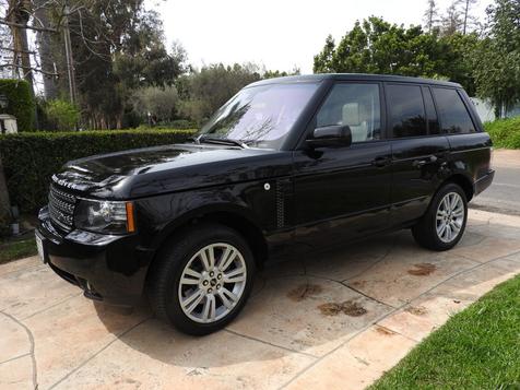 2012 Land Rover Range Rover HSE LUX, One Owner, Stunning! in , California