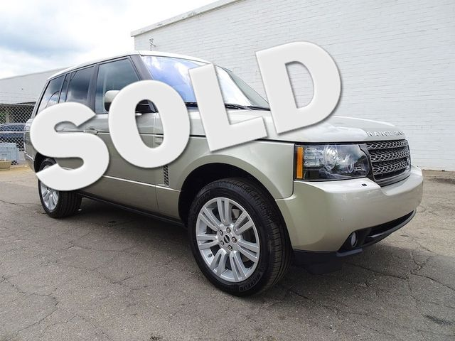 2012 Land Rover Range Rover HSE LUX Madison, NC