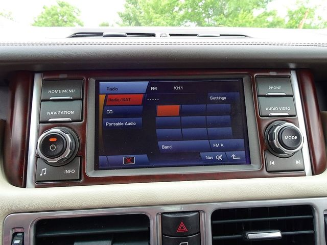 2012 Land Rover Range Rover HSE LUX Madison, NC 18