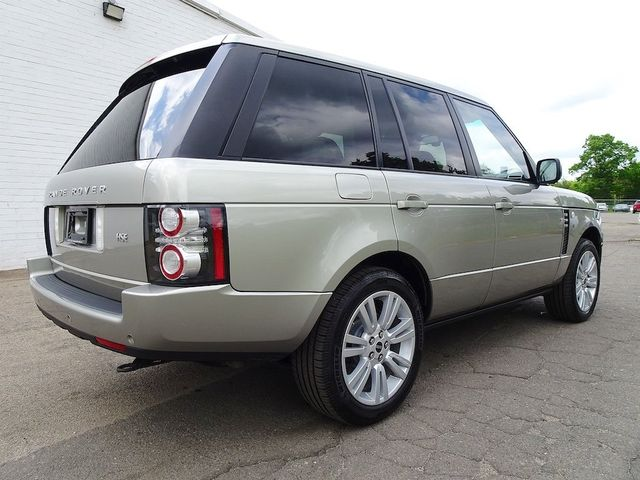2012 Land Rover Range Rover HSE LUX Madison, NC 2
