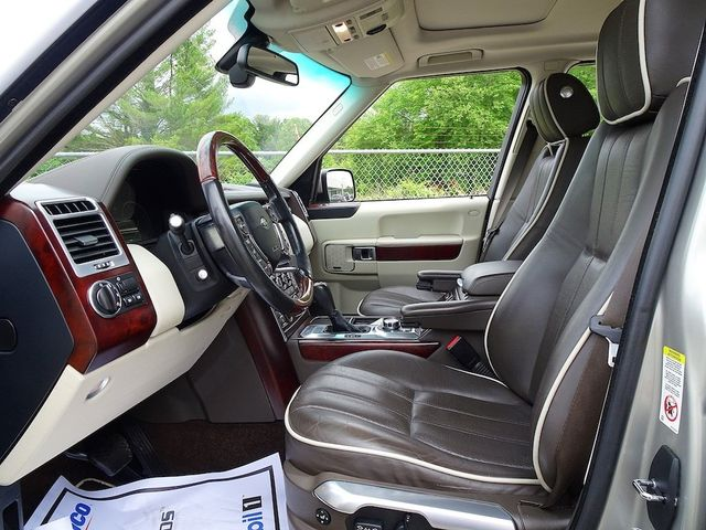 2012 Land Rover Range Rover HSE LUX Madison, NC 26