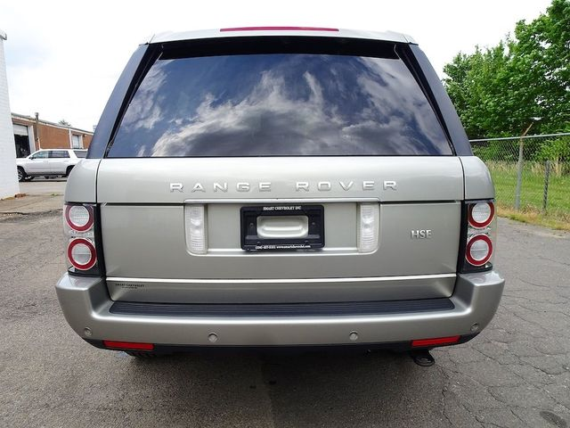 2012 Land Rover Range Rover HSE LUX Madison, NC 3