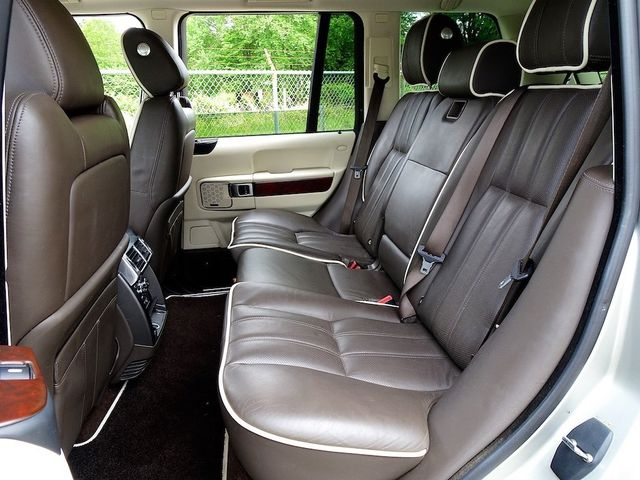2012 Land Rover Range Rover HSE LUX Madison, NC 31