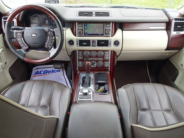 2012 Land Rover Range Rover HSE LUX Madison, NC 36