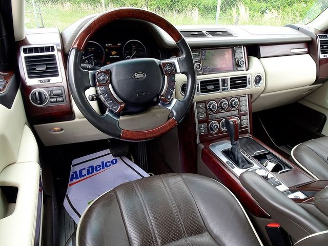 2012 Land Rover Range Rover HSE LUX Madison, NC 37