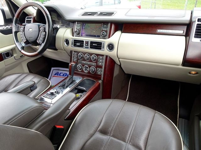 2012 Land Rover Range Rover HSE LUX Madison, NC 38