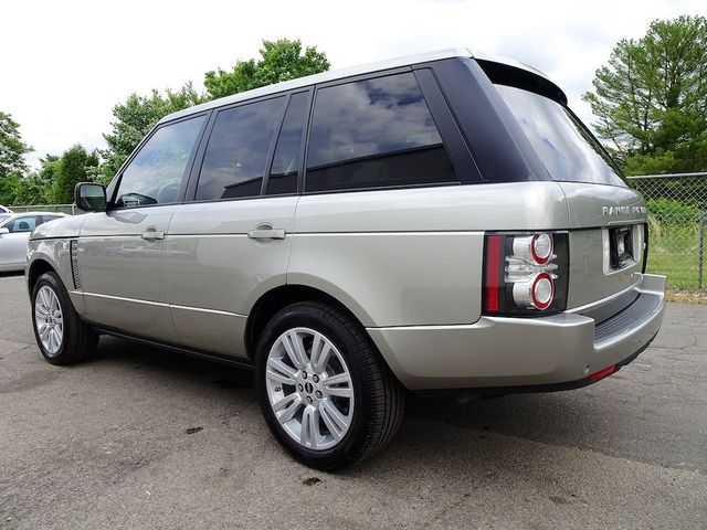 2012 Land Rover Range Rover HSE LUX Madison, NC 4