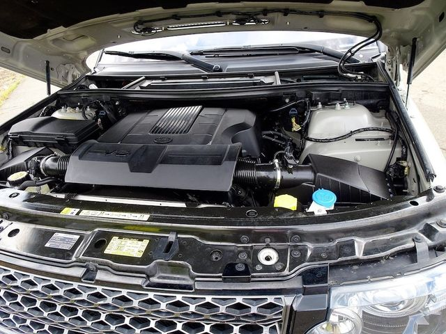 2012 Land Rover Range Rover HSE LUX Madison, NC 47