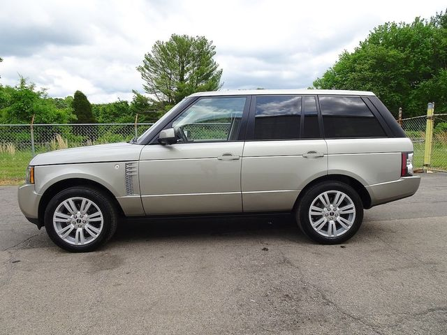 2012 Land Rover Range Rover HSE LUX Madison, NC 5