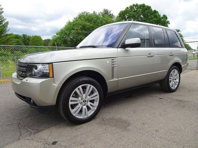 2012 Land Rover Range Rover HSE LUX Madison, NC 6