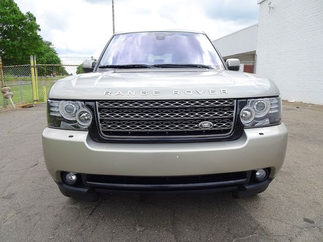 2012 Land Rover Range Rover HSE LUX Madison, NC 7