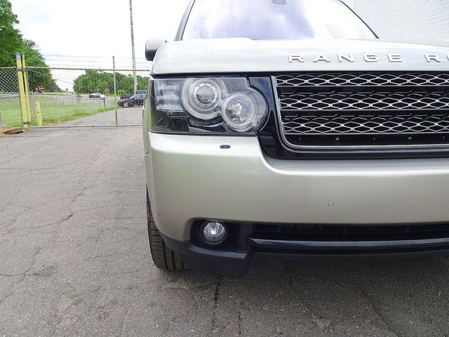 2012 Land Rover Range Rover HSE LUX Madison, NC 8