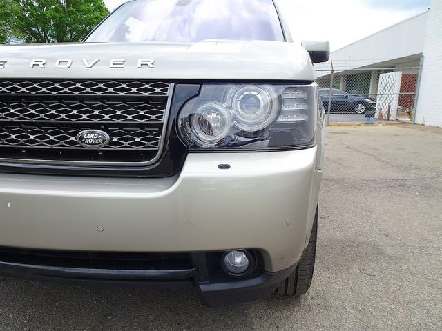 2012 Land Rover Range Rover HSE LUX Madison, NC 9