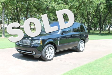 2012 Land Rover Range Rover Supercharged in Marion, Arkansas