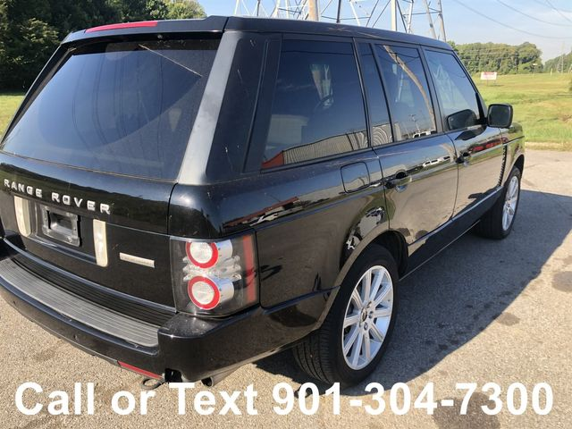 2012 Land Rover Range Rover SuperCharged in Memphis, TN 38115