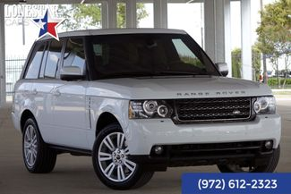 2012 Land Rover Range Rover HSE LUX in Plano Texas, 75093