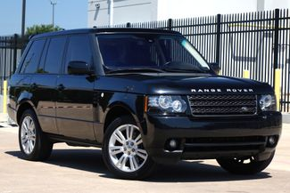 2012 Land Rover Range Rover HSE LUX | Plano, TX | Carrick's Autos in Plano TX