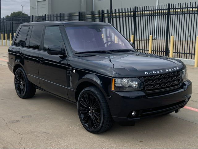 2012 Land Rover Range Rover HSE LUX * 22's *