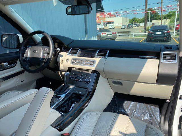 2012 Land Rover Range Rover Supercharged in San Antonio, TX 78212