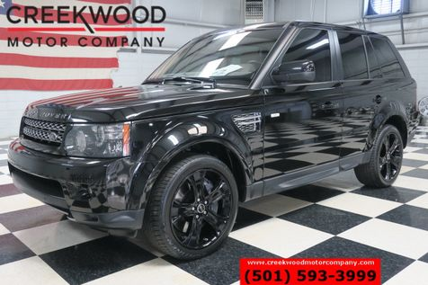 2012 Land Rover Range Rover Sport Super Charged Black 1 Owner Nav Sunroof 20s in Searcy, AR