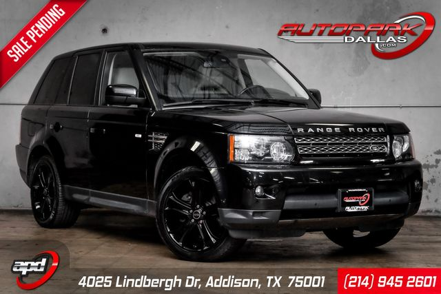 2012 Land Rover Range Rover Sport HSE LUX in Addison, TX 75001