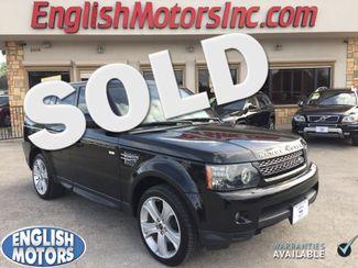 2012 Land Rover Range Rover Sport in Brownsville, TX