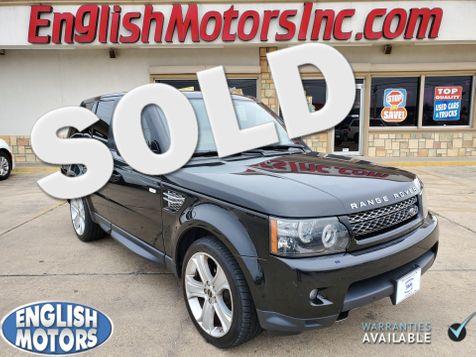 2012 Land Rover Range Rover Sport HSE LUX in Brownsville, TX