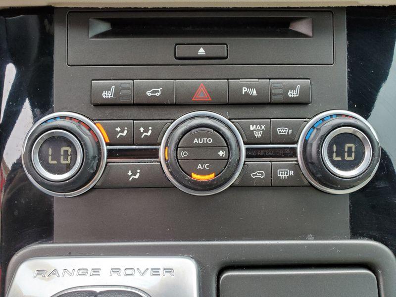 2012 Land Rover Range Rover Sport HSE LUX  Brownsville TX  English Motors  in Brownsville, TX