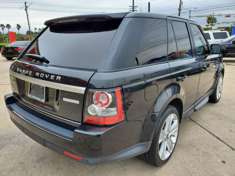 2012 Land Rover Range Rover Sport HSE LUX  Brownsville TX  English Motors  in Brownsville, TX