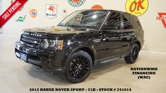 2012 Land Rover Range Rover Sport HSE ROOF,NAV,BACK-UP,HTD LTH,71K in Carrollton TX, 75006